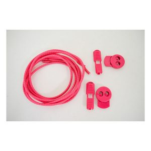 Aviss Shoelace 3M Reflective Lock Laces_Hot Pink1