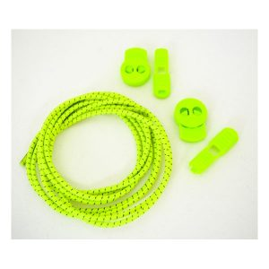 Aviss Shoelace 3M Reflective Lock Laces_Neon Green1