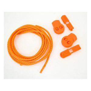 Aviss Shoelace 3M Reflective Lock Laces_Neon Orange1