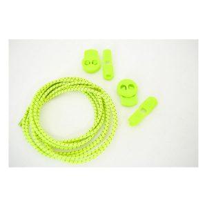 Aviss Shoelace 3M Reflective Lock Laces_Neon Yellow1
