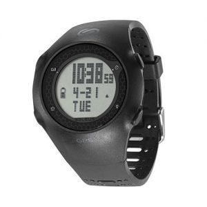 Soleus GPS Turbo Black
