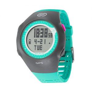 Soleus GPS Turbo Mint-Gray