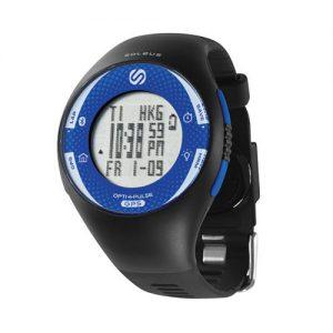 Soleus GPS PULSE BLE + HRM_Black-Blue