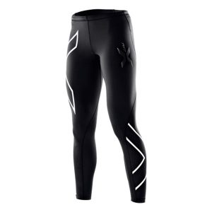 2XU Women's Compression Tights_Black-Black