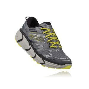 Hoka One One Men's CHALLENGER ATR 2_Grey-Citrus