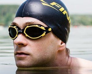 แว่นตาว่ายน้ำ Open-water