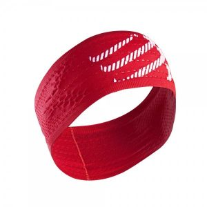 compressport-OnOff HeadBand Red