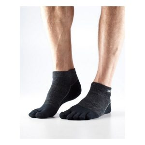 Toesox_MediumWeight Ankle_Black