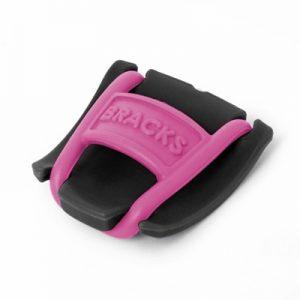 Bracks Colour Black-Pink