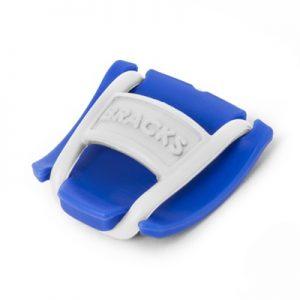 Bracks Colour Blue-White