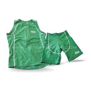 INUS Triathlon Suit Sample-green-3