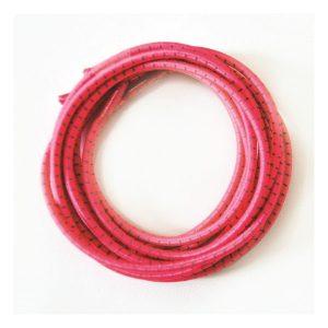 Aviss Shoelace 3M Reflective Lock Laces_Hot Pink
