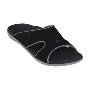 Spenco Men's Kholo Slide CARBON PEWTER ONYX_1
