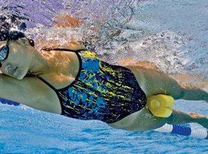 อุปกรณ์ฝึกว่ายน้ำ