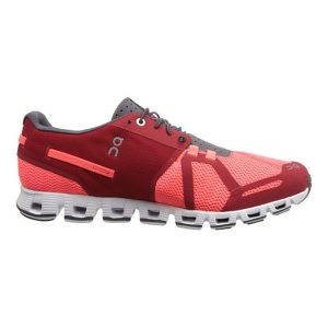ON Running Men's Cloud Colour Red & Flash