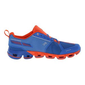 ON Running Men's Cloudflyer Colour Water & Flame