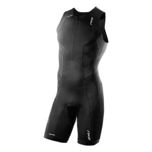 2XU Perform Front Zip Trisuit_Black-Black