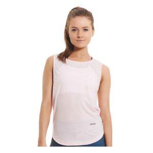 JAGGAD Women's Pink Muscle Tank