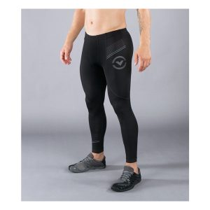 VIRUS Men's Bioceramic Compression V2 Tech Pants_Black