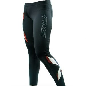 2XU Men's Compression Tights_Black-Thailand