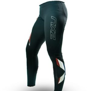 2XU Men Compression Tights_Black-Thailand_1