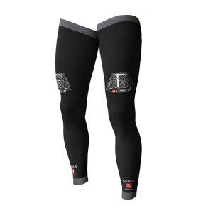 Compressport Full Leg Compression_Black
