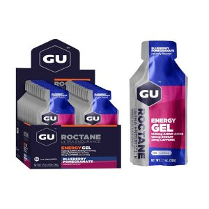GU Roctane Energy Gel_Blueberry