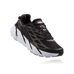 Hoka one one Men's CLIFTON 3_Black-Anthracite