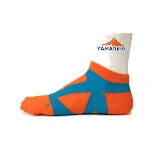 yamatune-spider-arch-sports-socks-minicrew-orange-blue