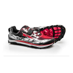 ALTRA Men's King MT_Black Red