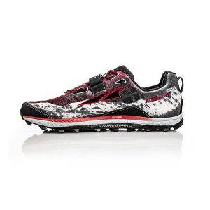 ALTRA Men's King MT_Black Red_1