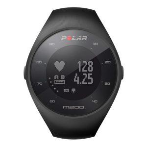 Polar M200 GPS running watch Black