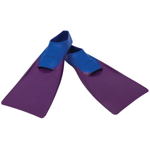 FINIS Floating Fins_Blue-Purple_XXXXSmall