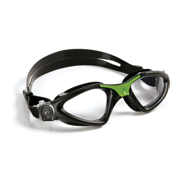 Clear lens/Black Green