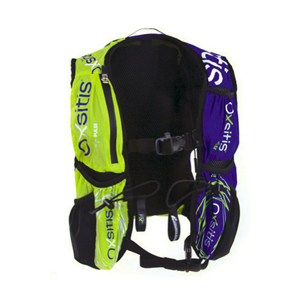 Oxsitis Hydration backpack HYDRAGON Pulse 7L_Blue-Yellow-White-2