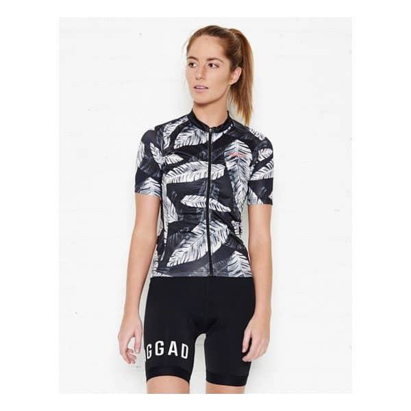 JAGGAD Women's Leaf It Out Jersey