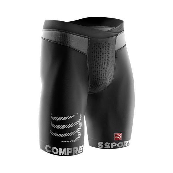 Compressport Run Compression Shorts_Black_2