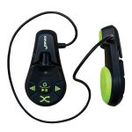 Finis Duo Underwater MP3 Player Black-Acid Green