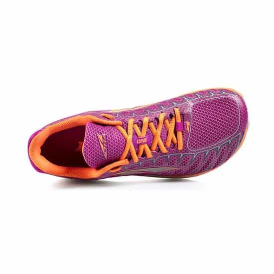 ALTRA Women's One V3 Purple Orange_1
