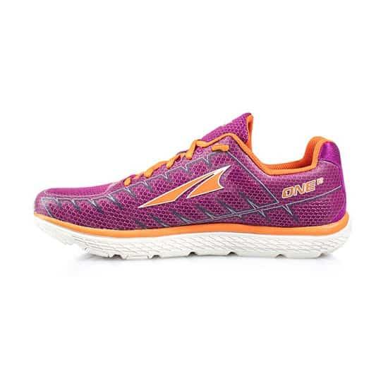 ALTRA Women's One V3 Purple Orange_3