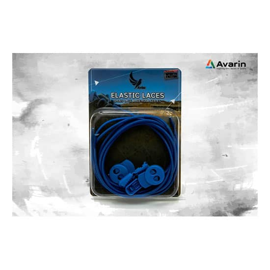 Aviss Regular Lock Laces Blue