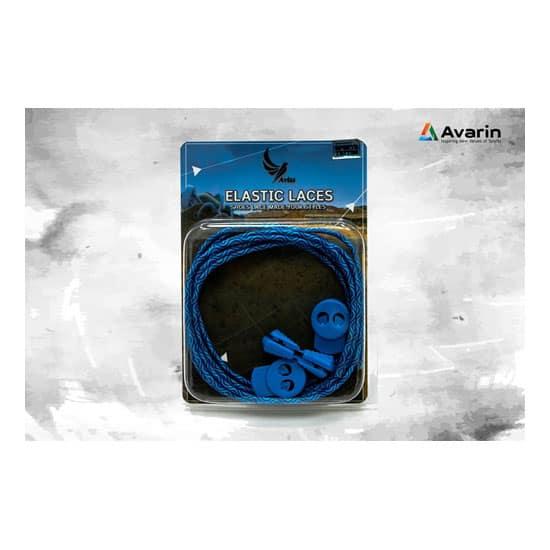 Aviss Water Wave Lock Laces Blue