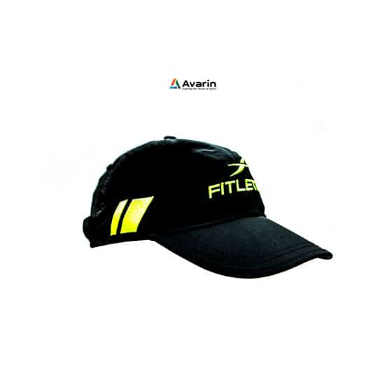 Fitletic Race Hat Black-Green