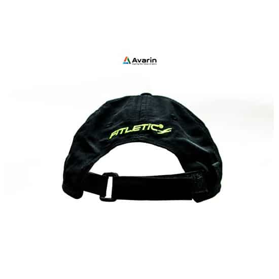 Fitletic Race Hat Black-Green_2