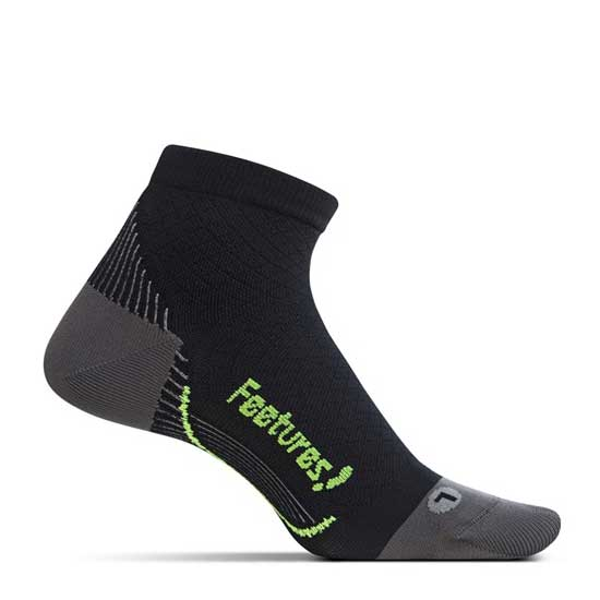 Feetures-Plantar-Fasciitis-Relief-Sock-Black