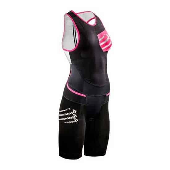 Compressport-Women's-TR3-AERO-Trisuit-Black