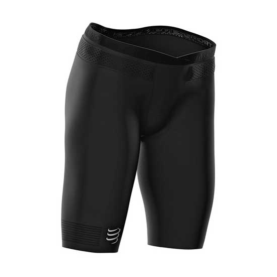 Compressport-Triathlon-Under-Control-Short-Women-Black