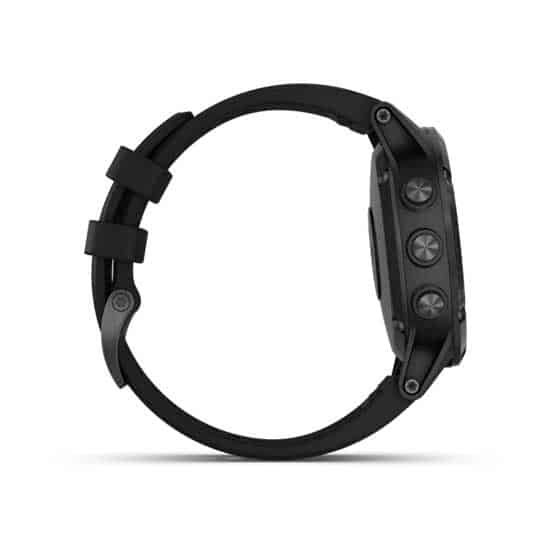 Garmin-Fenix-5-Plus-Sapphire-DLC-Carbon-Gray-with-Black-Band-3