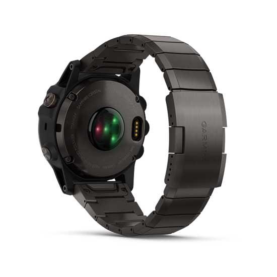 Garmin-Fenix-5X-Plus-Sapphire-Carbon-Gray-DLC-Titanium-with-Titanium-Band-4
