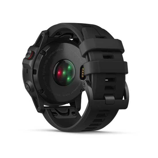 Garmin-Fenix-5X-Plus-Sapphire-DLC-Carbon-Gray-with-Black-Band-4